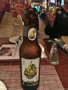 2015 12 11 New York The Keg Room Ace Perry Hard Cider