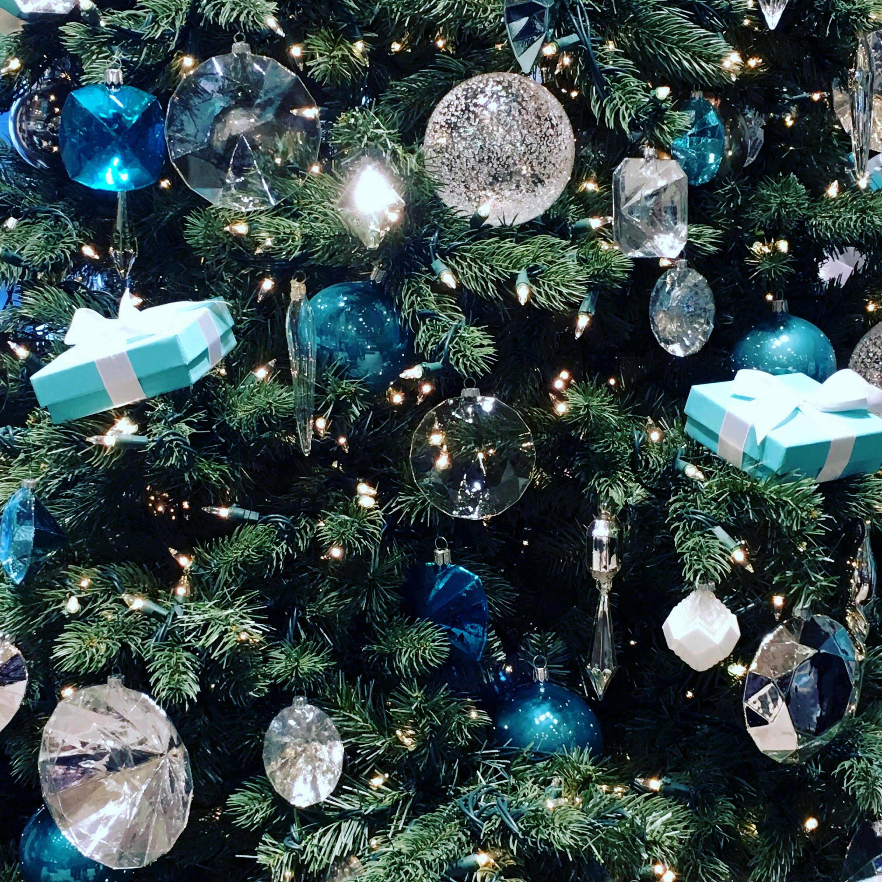 Tiffany And Co Christmas Ornaments Part - 20: ... 2015 12 11 New York Tiffany U0026 Co Christmas Tree 2