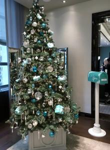2015 12 11 New York Tiffany & Co Christmas Tree 3