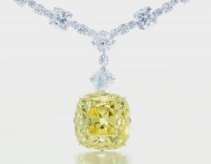 2015 12 11 New York Tiffany & Co Yellow Diamond (2)