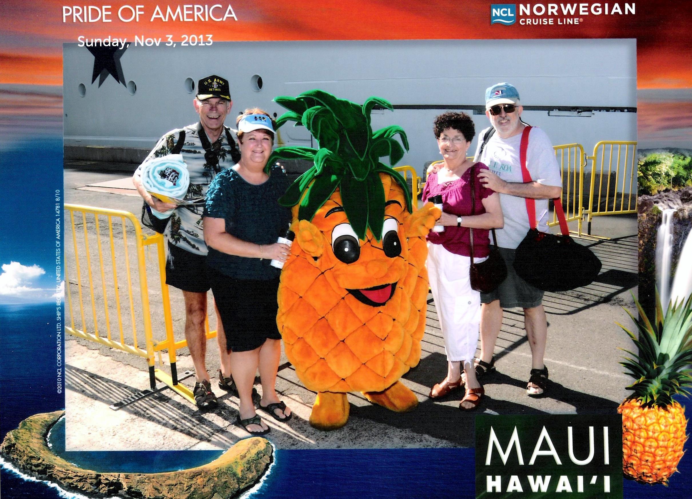 2013 NCL Pride of America Hawaii | Nana's Backyard Thoughts