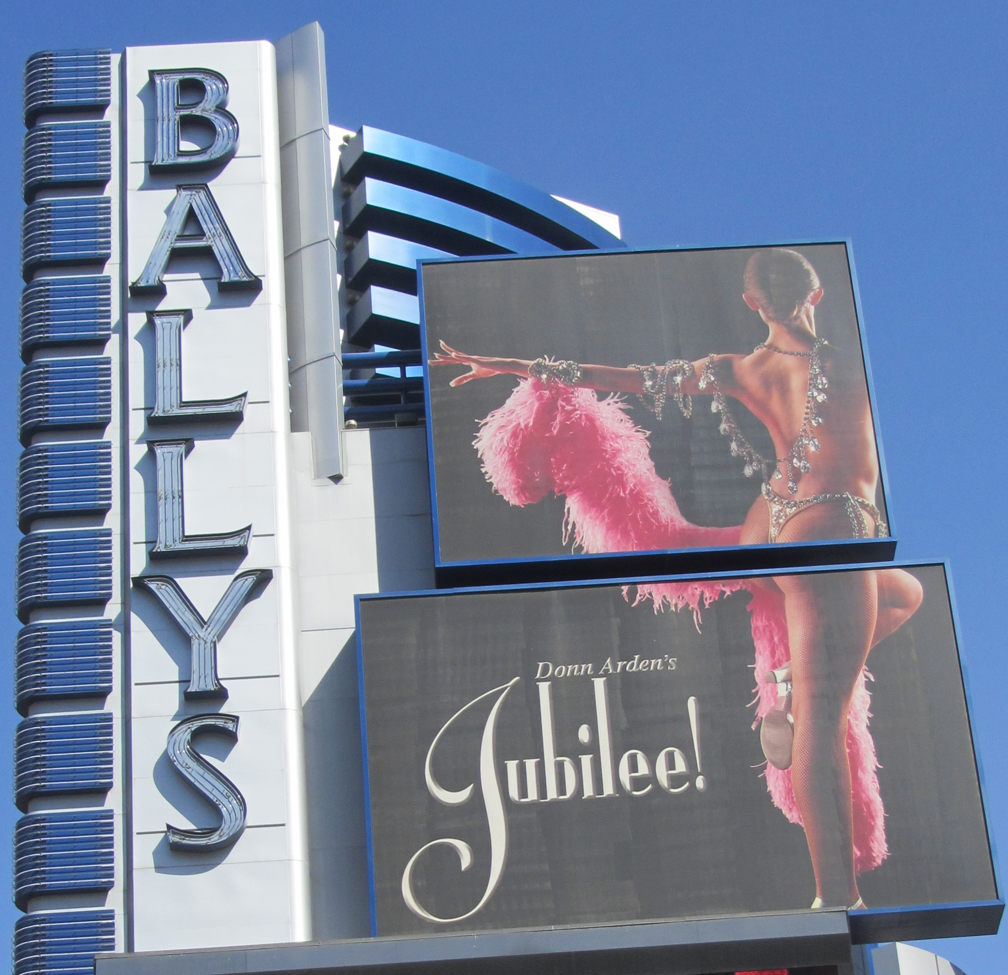Ballys Jubilee